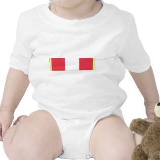 Alabama Active Duty Basic Training Ribbon Baby Creeper