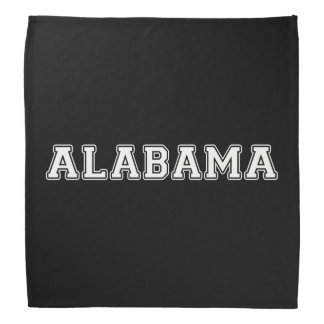 Alabama Bandana