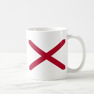 Alabama Basic White Mug