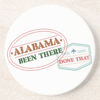 Alabama Been There Done That Coaster