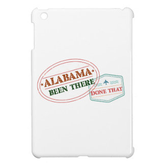 Alabama Been There Done That iPad Mini Case