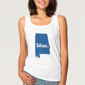 ALABAMA BLUE STATE SINGLET