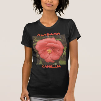 Alabama Camellia (Red) T-Shirt