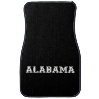 Alabama Car Mat