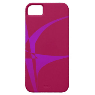 Alabama Crimson Simple Abstract Minimalism iPhone 5 Cases