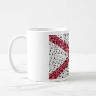 Alabama Diamond Basic White Mug