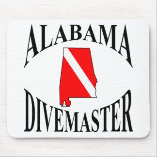 Alabama Divemaster Mousepad