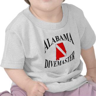 Alabama Divemaster T Shirts