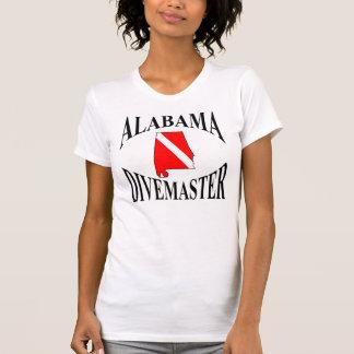 Alabama Divemaster Tshirt