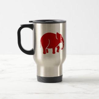 Alabama Elephant Travel Mug