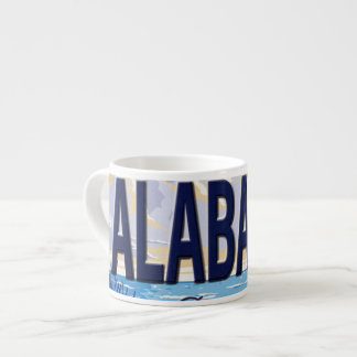Alabama Espresso coffee Mug Espresso Mug