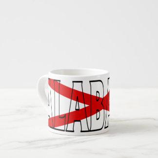 Alabama Espresso Espresso Mug