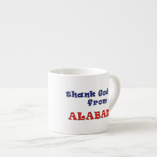 Alabama Espresso Mug