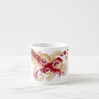 Alabama Flag Espresso Mug