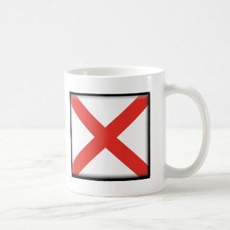 Alabama Flag Mugs