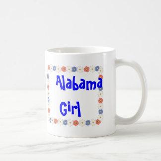 Alabama Girl Basic White Mug