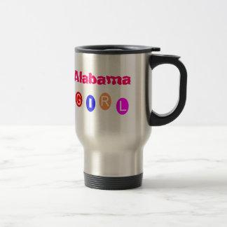 Alabama Girl Stainless Steel Travel Mug