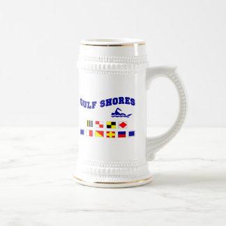Alabama Gulf Shores 2 Coffee Mugs