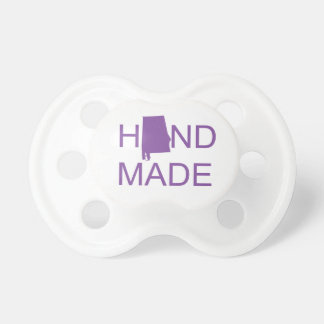 Alabama Hand Made Pacifiers