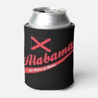 Alabama Heart of Dixie Can Cooler