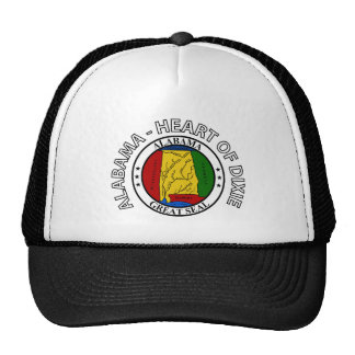 Alabama Heart Of Dixie Hat