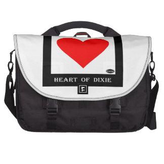 Alabama Heart of Dixie Laptop Computer Bag