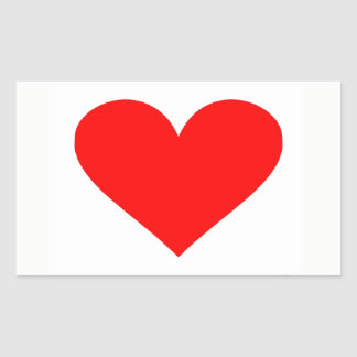 Alabama Heart of Dixie Rectangular Sticker