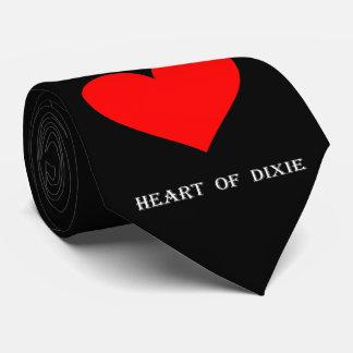 Alabama Heart of Dixie Tie
