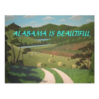 ALABAMA IS BEAUTIFUL POSTCARDS