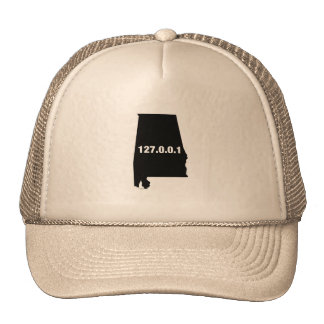 Alabama Is Home Programmer Cap