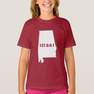 Alabama Is Home Programmer T-Shirt