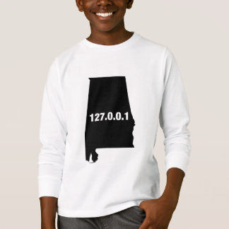 Alabama Is Home Programmer T-Shirt