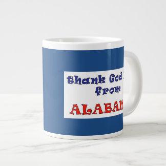 Alabama Jumbo Mug