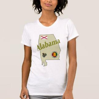 Alabama Ladies Casual Scoop Neck T-Shirt