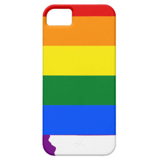 Alabama LGBT Flag Barely There iPhone 5 Case