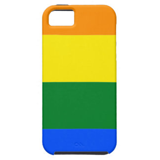 Alabama LGBT Flag Tough iPhone 5 Case