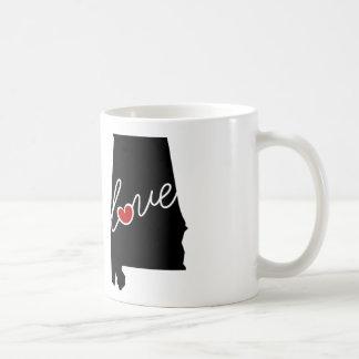 Alabama Love!  Gifts for AL Lovers Mug