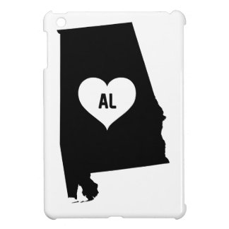 Alabama Love iPad Mini Cases