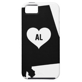 Alabama Love iPhone 5 Cover