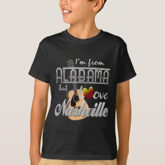 Alabama Love Nashville Kids' T-Shirt