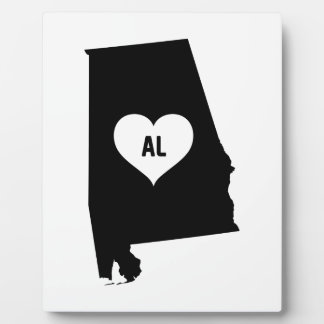 Alabama Love Plaque