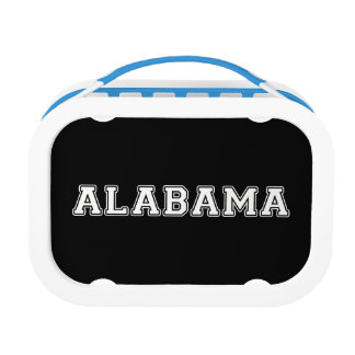 Alabama Lunch Box