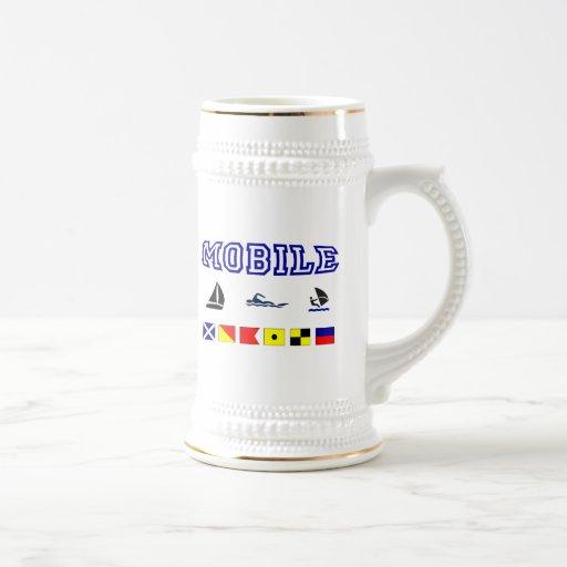 Alabama Mobile 1 Coffee Mug