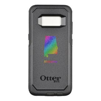 Alabama OtterBox Commuter Samsung Galaxy S8 Case