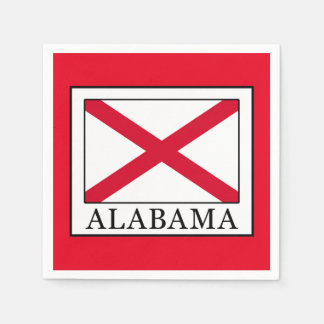 Alabama Paper Serviettes