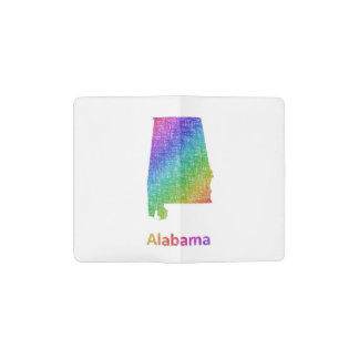 Alabama Pocket Moleskine Notebook