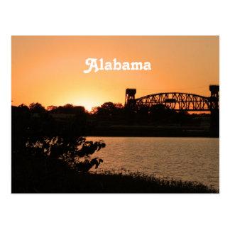 Alabama Post Card
