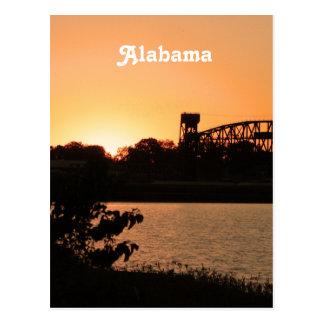 Alabama Postcard
