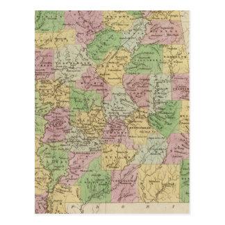 Alabama Post Cards