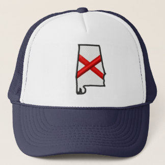 Alabama Pride Trucker Hat